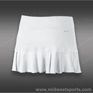 Nike Flirty Knit Skirt-White