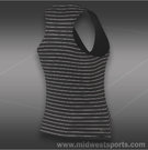 Nike Stripe Pure Tank-Black