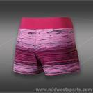 Nike Victory Printed Short-Bright Magenta