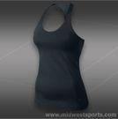 Nike I-Beam Tank-Black