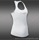 Nike I-Beam Tank-White