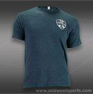 W&S 2013 ATP Left Chest Crest T-Shirt-Indigo