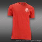 W&S 2013 ATP Left Chest Crest T-Shirt-Vibrant Pink