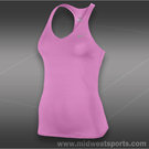 Nike Advantage Tank-Red Violet