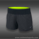 Nike Printed 4 In Rival Short-Anthracite
