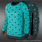 Nike Pullover Wool Sweater-Dusty Cactus