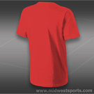 Nike Fast Swoosh T-Shirt-Light Crimson