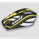 Babolat 2012 Club Line 6 Pack (Yellow) Tennis Bag
