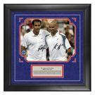Andre Agassi & Pete Sampras Signed US Open Memorabilia