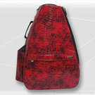 Jet Pac Red Dragon Sling Tennis Bag