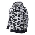 Nike Club Printed Jacket - Black