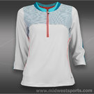 Bolle Solar Wind Quarter Zip Top