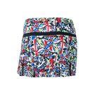 Bolle Graffiti Printed Skirt - Multi