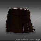 Bolle Kahlua Triple Pleat Skirt