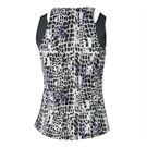 Bolle Gianna Zip Up Tank - Print/Multi