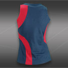 Bolle Tropical Punch Scoop Neck Tank-Slate