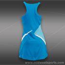 Bolle Curacao Tennis Dress-Curacao Blue