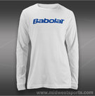 Babolat Tennis Logo Long Sleeve Shirt