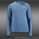 Babolat Tennis Logo Poly Long Sleeve Shirt