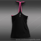Polo Ralph Lauren Soft Tech Tank-Black/Pink