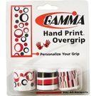 Gamma Hand Print Tennis Overgrip