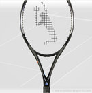 Boris Becker Deltacore NYC Tennis Racquet