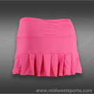 Lucky in Love Girls Back Pleat Skirt