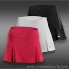 Nike Long Length Four Pleated Knit Skirt