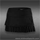 Lucky In Love Layered Pleat Skirt CB04-NAV