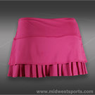 Lucky in Love Pink Layered Skirt