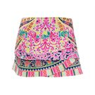 Lucky in Love Venice Scallop Skirt - Multi
