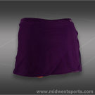 adidas Girls adiZero Skirt- Tribe Purple