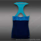 adidas Girls Response Tank-Night Blue