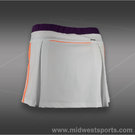 adidas Girls Response Skirt-White