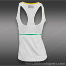 adidas Stella McCartney Barricade Tank-White