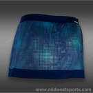 adidas Galaxy Print Skirt-Night Blue