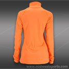 adidas Ultimate Pull Over-Glow Orange