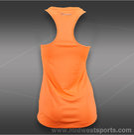 adidas Clima Chill Tank-Glow Orange