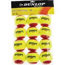 Dunlop Stage 3 Red Tennis Balls 12 Pack