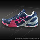 Asics Gel Resolution 4 Womens Tennis Shoes E251N-5721