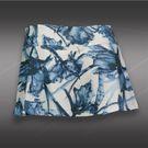 Eleven Vintage Floral Flutter Skirt-Print