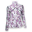 Eleven Crossover Jacket - Fleur Print