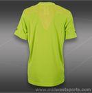 adidas Boys adizero V-Neck-Solar Slime