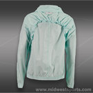adidas Girls Stella McCartney Jacket-Fresh Aqua