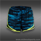 Nike Womens Printed Tempo Short