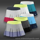 Nike Womens Pleated Woven Skirt
