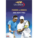 Federer vs Roddick US Open 2006 Final DVD