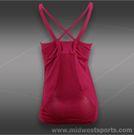 Adidas High & Mighty Tank- Blast Pink