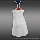Adidas Adizero Dress -White