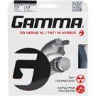 Gamma ZO Verve TNT 16G Hybrid Tennis String